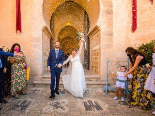 La boda de Daniel y Carmen 1