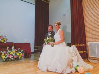 La boda de Mª Jesús y Antonio