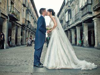 La boda de Pilar y Augusto