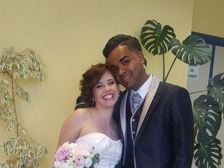La boda de Aida y Esmeldy 2