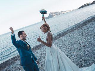 La boda de Eli y Gonzalo