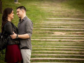 La boda de Sara y Marius 1