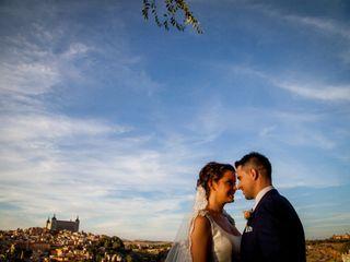 La boda de Sara y Marius
