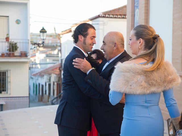La boda de Adrián y Miriam en Coin, Málaga 1