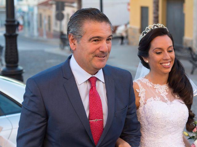 La boda de Adrián y Miriam en Coin, Málaga 5
