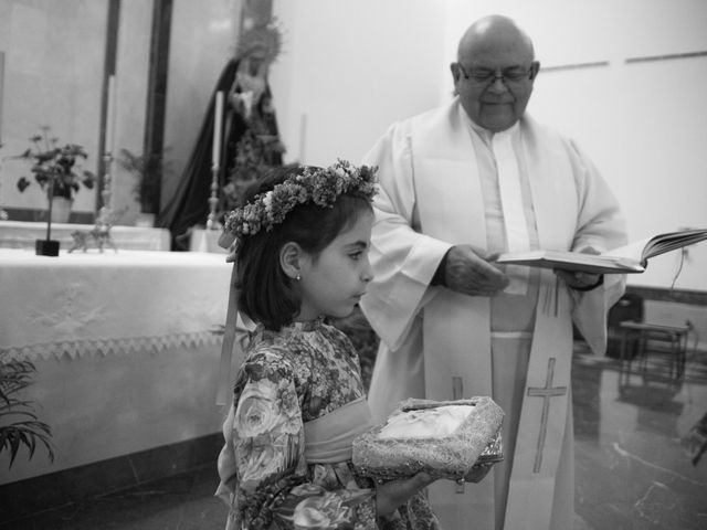 La boda de Adrián y Miriam en Coin, Málaga 11