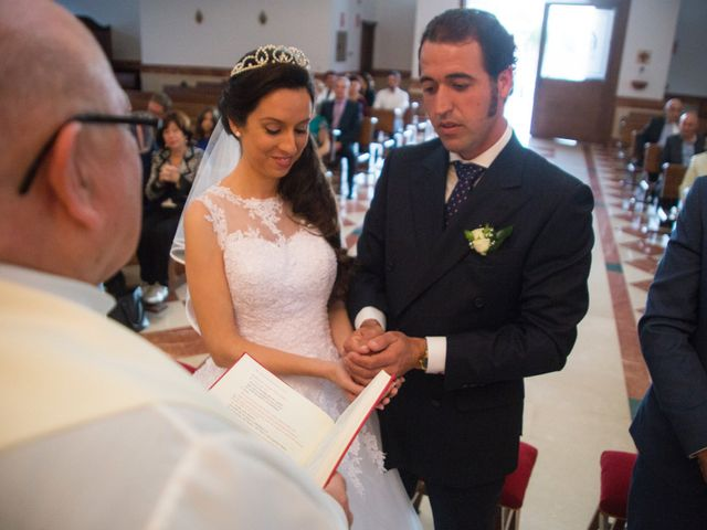 La boda de Adrián y Miriam en Coin, Málaga 15