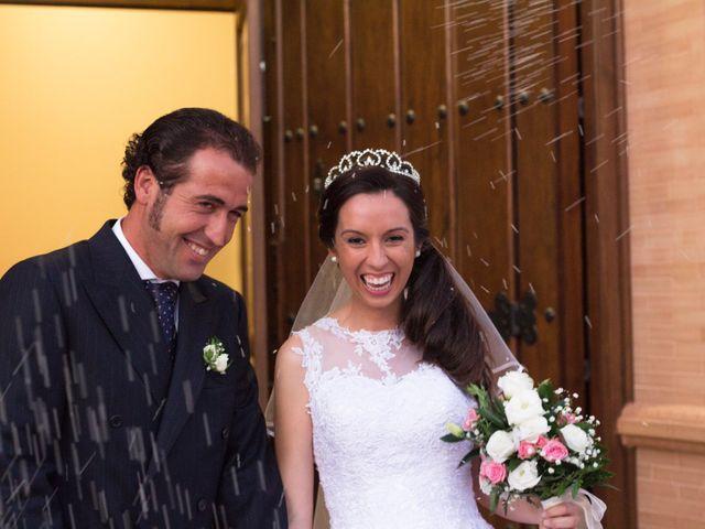 La boda de Adrián y Miriam en Coin, Málaga 19
