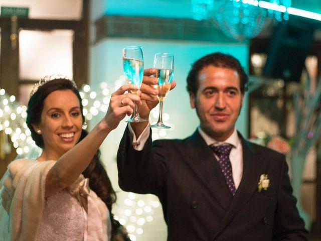La boda de Adrián y Miriam en Coin, Málaga 25