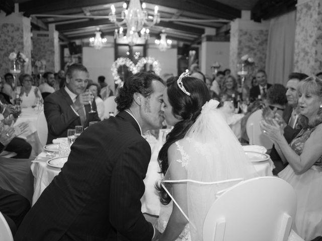 La boda de Adrián y Miriam en Coin, Málaga 31