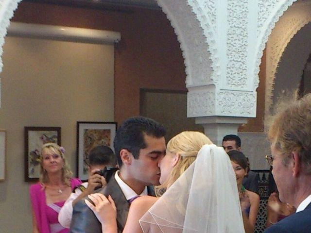 La boda de Rubén y Jennifer en Mijas Costa, Málaga 2
