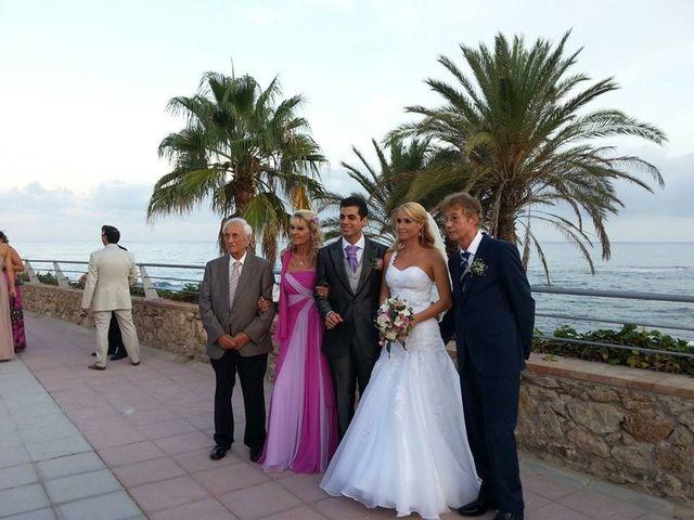 La boda de Rubén y Jennifer en Mijas Costa, Málaga 1