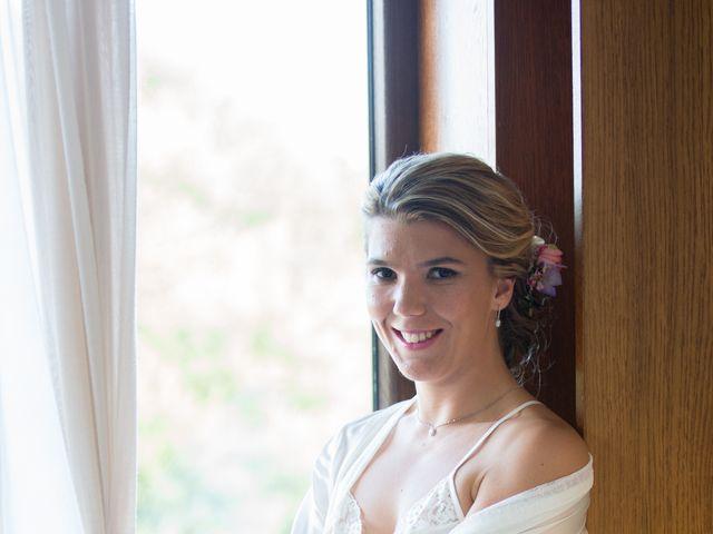 La boda de Damián y Uxía en Vilalba, Lugo 1