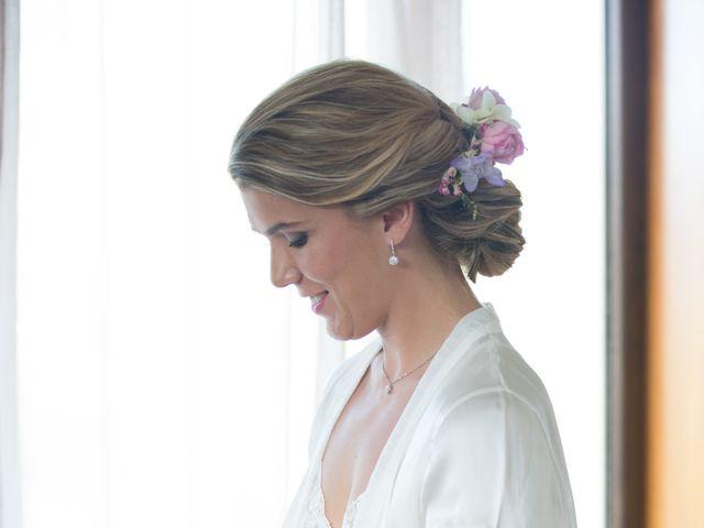 La boda de Damián y Uxía en Vilalba, Lugo 8
