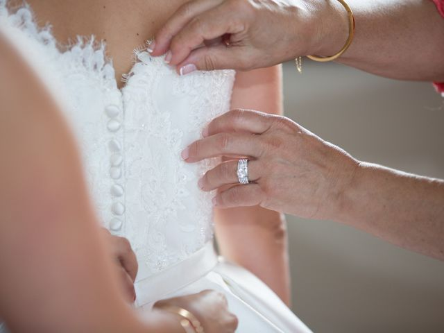 La boda de Damián y Uxía en Vilalba, Lugo 12