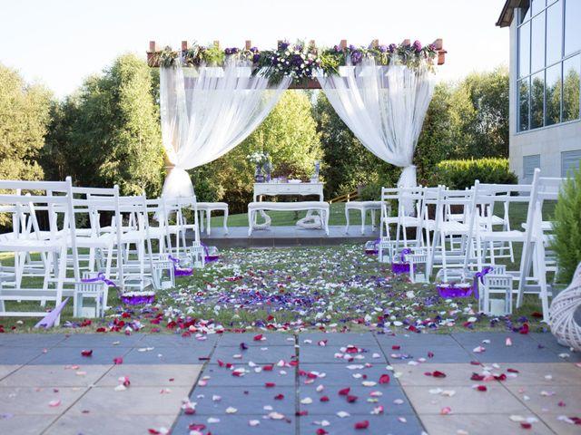 La boda de Damián y Uxía en Vilalba, Lugo 26