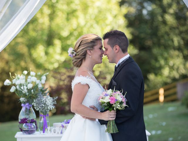 La boda de Damián y Uxía en Vilalba, Lugo 2