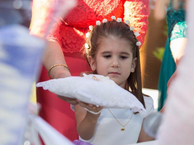 La boda de Damián y Uxía en Vilalba, Lugo 20
