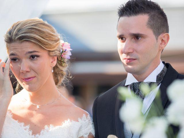 La boda de Damián y Uxía en Vilalba, Lugo 21
