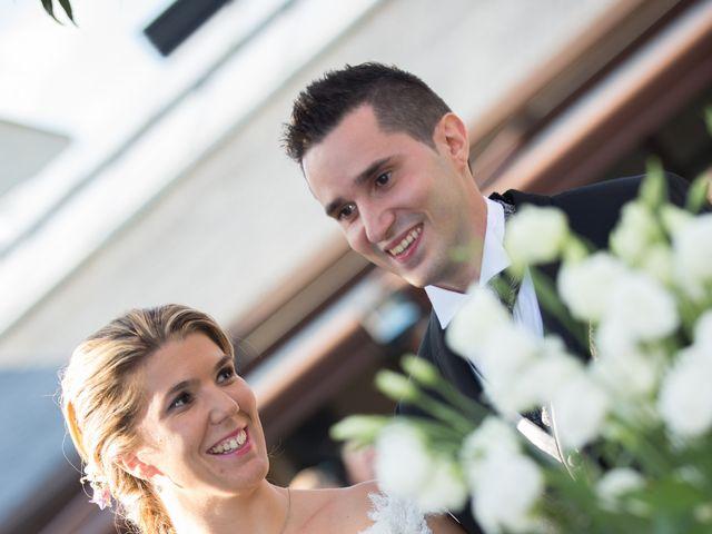 La boda de Damián y Uxía en Vilalba, Lugo 19