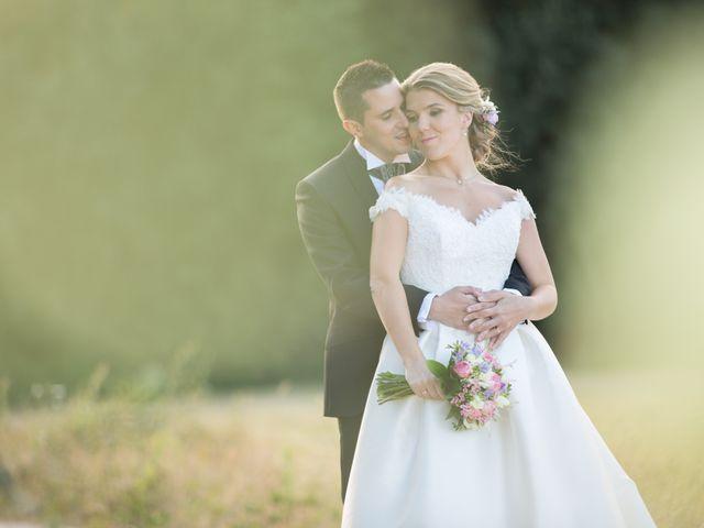 La boda de Damián y Uxía en Vilalba, Lugo 27