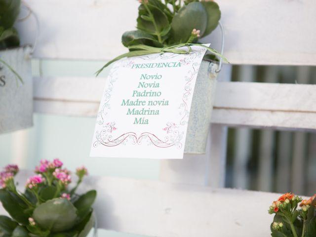 La boda de Damián y Uxía en Vilalba, Lugo 17