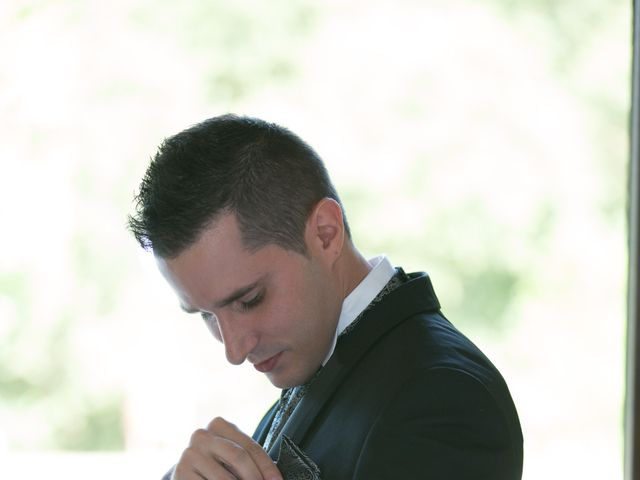 La boda de Damián y Uxía en Vilalba, Lugo 11