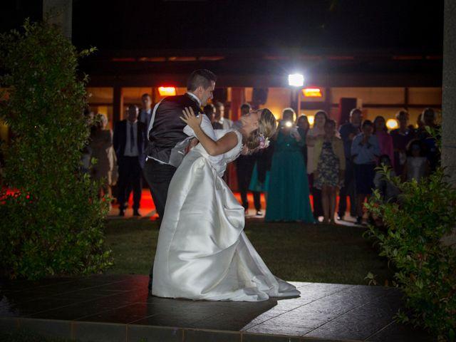 La boda de Damián y Uxía en Vilalba, Lugo 31