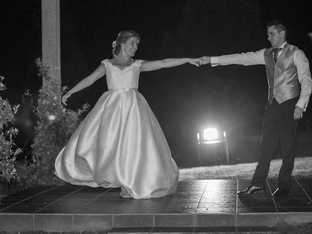La boda de Damián y Uxía en Vilalba, Lugo 32