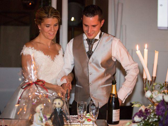 La boda de Damián y Uxía en Vilalba, Lugo 40