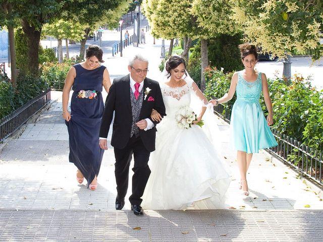 La boda de Jose y Alicia en Leganés, Madrid 16