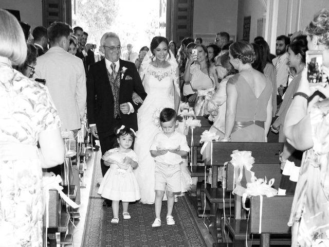 La boda de Jose y Alicia en Leganés, Madrid 17