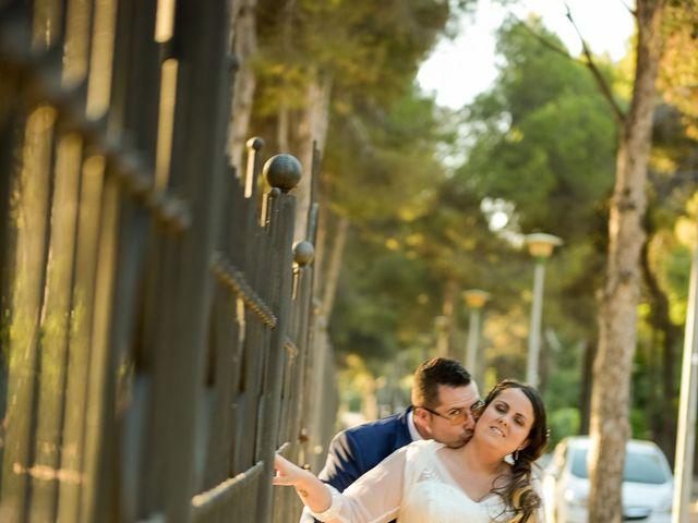 La boda de Meri y Josep en Sitges, Barcelona 93