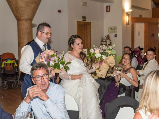 La boda de Meri y Josep en Sitges, Barcelona 125