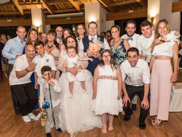 La boda de Meri y Josep en Sitges, Barcelona 163