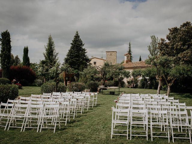 La boda de Diego y Judit en El Bruc, Barcelona 2