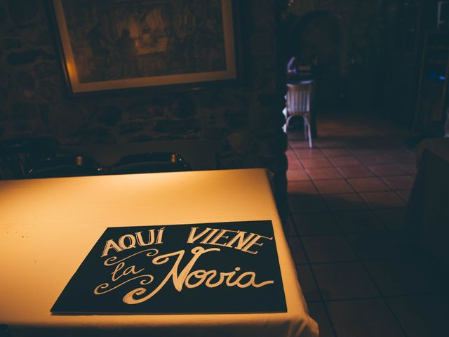 La boda de Rubén y Sony en Vilanova De Sau, Barcelona 8