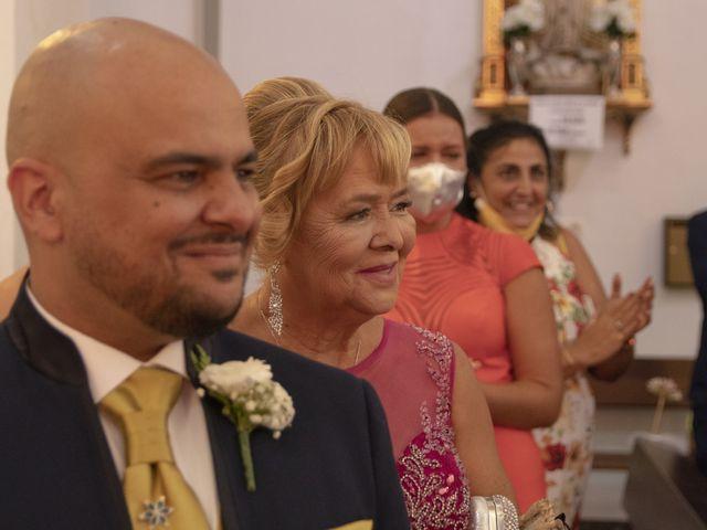 La boda de Eduardo y Rocío en Málaga, Málaga 5