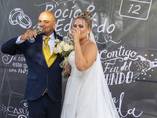 La boda de Eduardo y Rocío en Málaga, Málaga 11