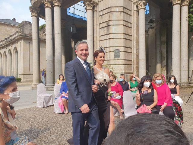 La boda de Juan Manuel y Rebeca en Mondariz (Balneario), Pontevedra 2