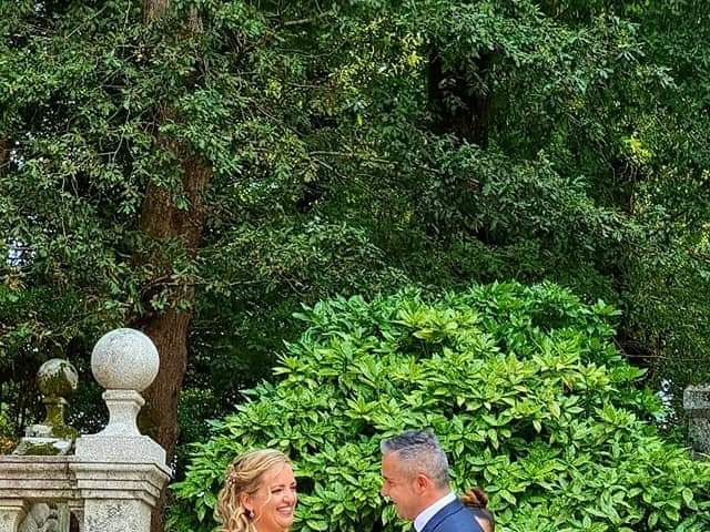 La boda de Juan Manuel y Rebeca en Mondariz (Balneario), Pontevedra 1