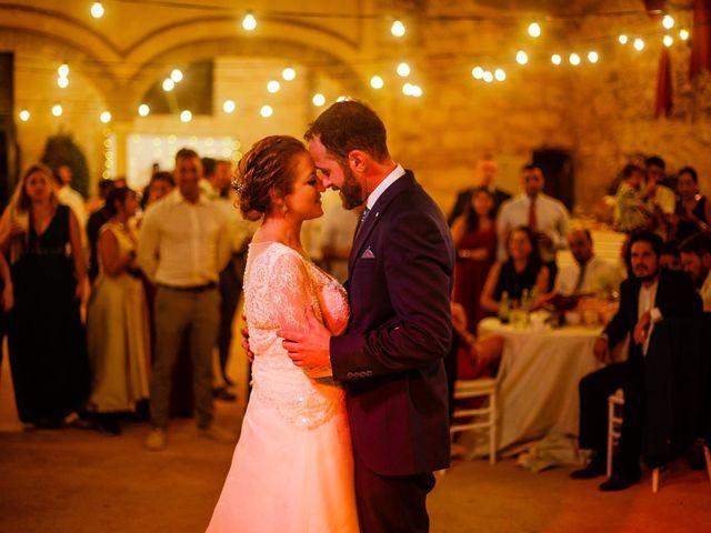 La boda de Daniel y Carmen