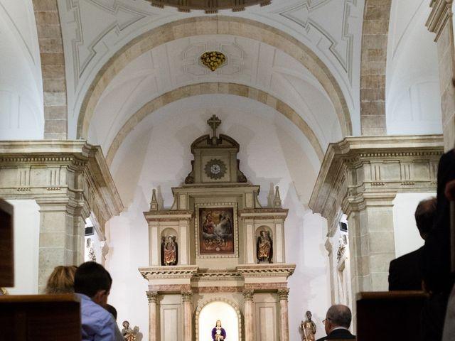 La boda de Sergio y Ruth en Salamanca, Salamanca 11
