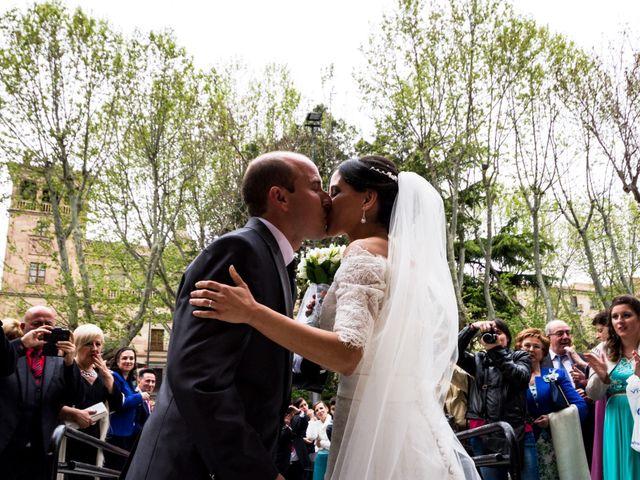 La boda de Sergio y Ruth en Salamanca, Salamanca 12