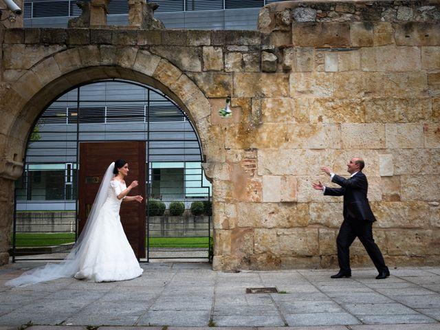 La boda de Sergio y Ruth en Salamanca, Salamanca 13