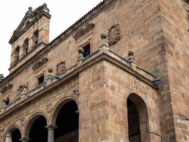 La boda de Sergio y Ruth en Salamanca, Salamanca 15