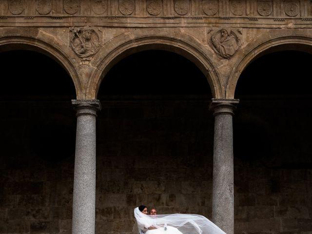 La boda de Sergio y Ruth en Salamanca, Salamanca 16