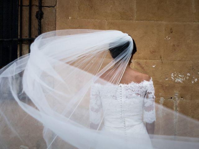 La boda de Sergio y Ruth en Salamanca, Salamanca 17