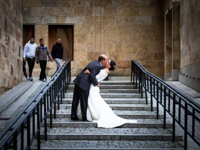 La boda de Sergio y Ruth en Salamanca, Salamanca 18