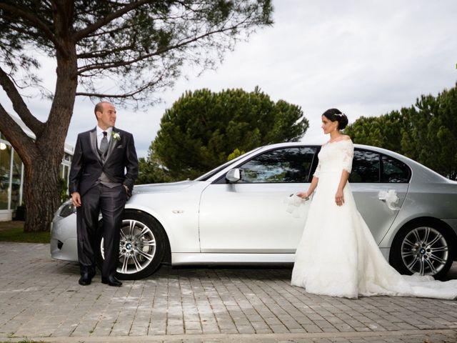 La boda de Sergio y Ruth en Salamanca, Salamanca 20